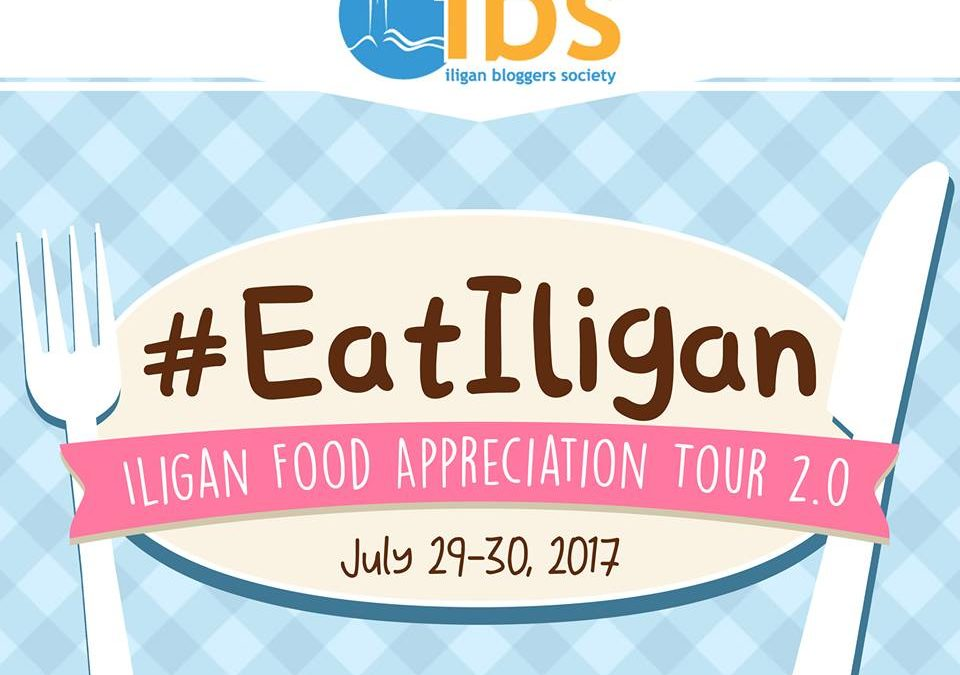 #EatIligan 2.0: Call for Participants
