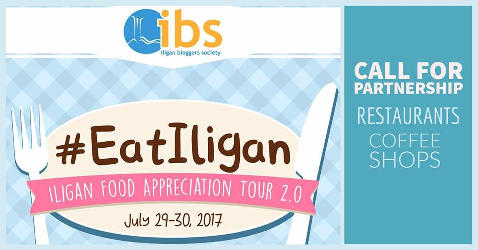 #EatIligan 2.0: Call for Partnership