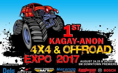 1st Kagay-anon 4×4 and Off-Road Expo Opens Tomorrow at SM CDO Downtown Premier